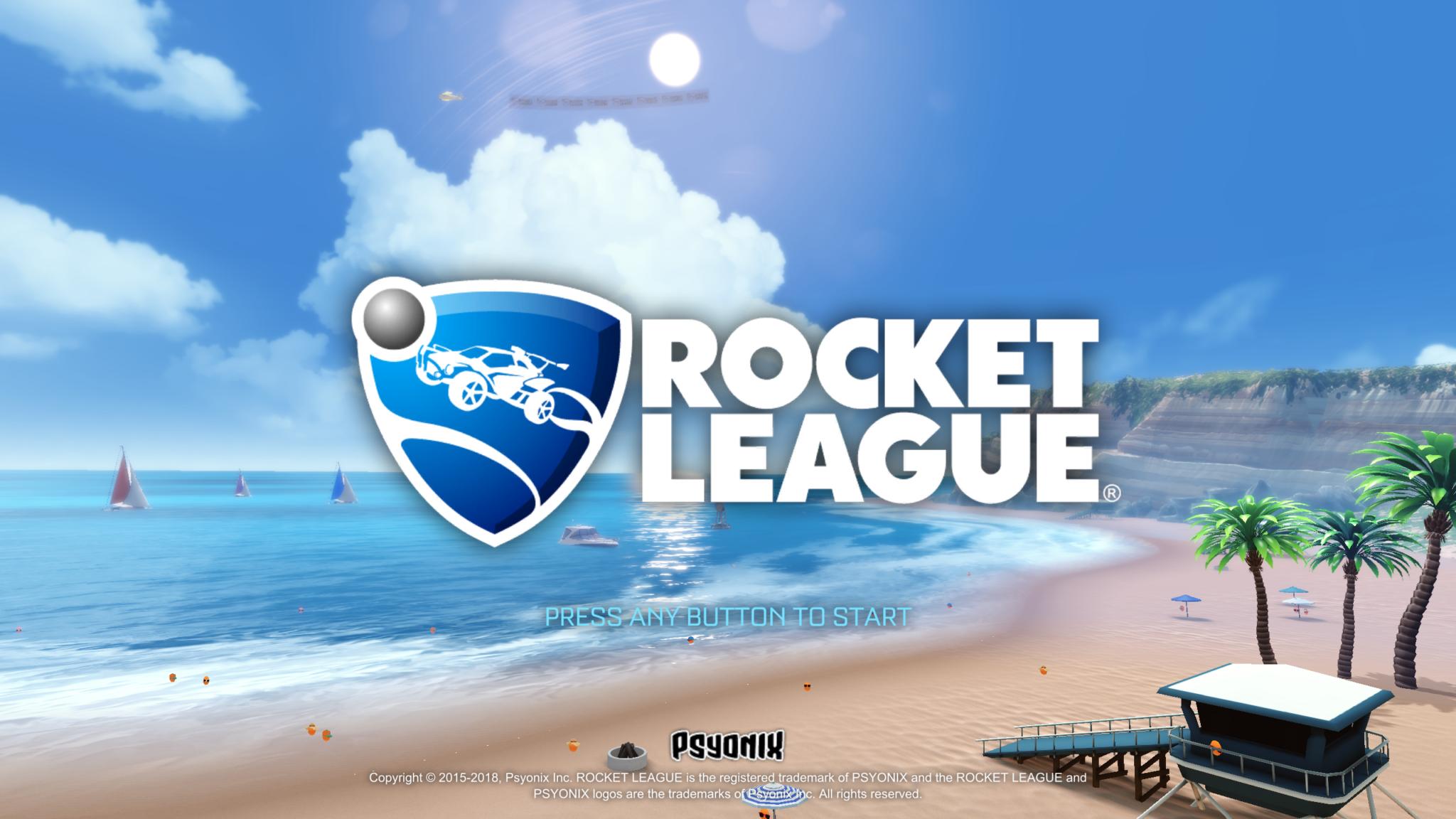 ロケットリーグを楽しむためのTIPS