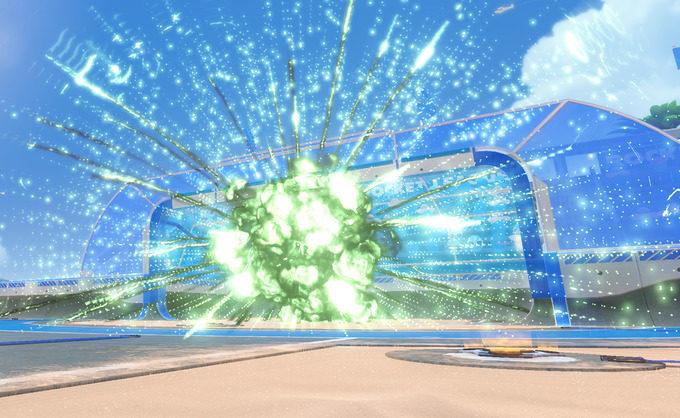 ゴールの爆発(GOAL EXPLOSION)