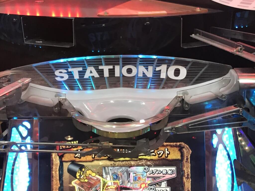 ステーションチャレンジに使う抽選機2