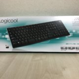 【K270 レビュー】最低限の機能が最低価格で手に入るキーボード